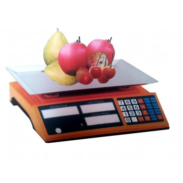 Cantar comercial 60kg electronic